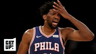 Joel Embiid's outspokenness is a gift and a curse for the 76ers – Jay Williams   Get Up!