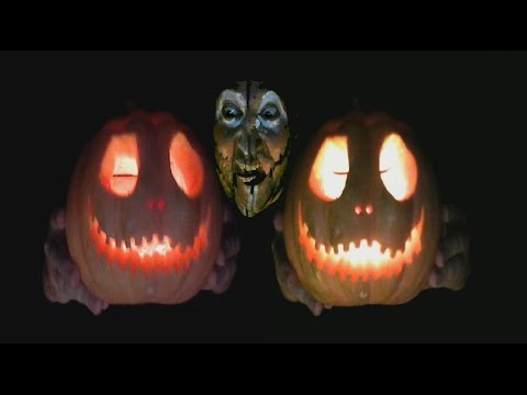 3D HALLOWEEN ! Chilling Horror! BEST 3D VIDEO ( side-by-side )