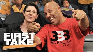 Does LaVar Ball care what people think of him? | First Take | ESPN