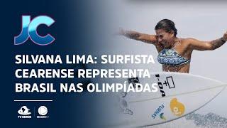 Silvana Lima: surfista cearense representa Brasil nas olimpíadas