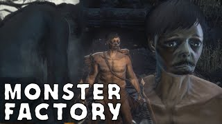 Monster Factory | Making a physical manifestation of the word 'meh' in Dark Souls 3 EXTREME EDITION