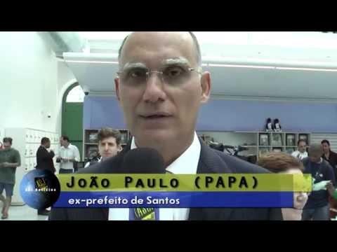 ASJ Notícias - Museu Pelé - João Paulo PAPA