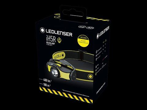 Ledlenser® iH5r Rechargeable LED Head Torch