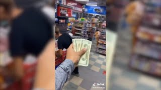Viral videos of Fresno homeless erupts out this Tower District gas station