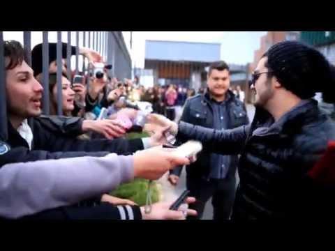 Baixar Luan Santana - Uma volta nos Bastidores em 180 Segundos - CURITIBA PR