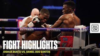 FIGHT HIGHLIGHTS | Joshua Buatsi vs. Daniel Dos Santos