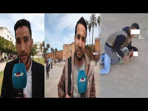 """""""واش_معندكش _ختك"""".. المغاربة يعلقون على فيديو الاعتداء على تلميذة بن جرير"""