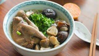 Chim bồ câu hầm hạt sen - Hướng dẫn nấu ăn - Món ngon mỗi ngày
