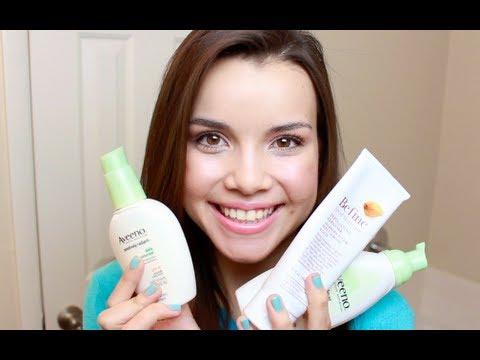 My Morning Skincare Routine ft. missglamorazzi