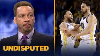 Game 5 proved Kevin Durant is a 'luxury not a necessity' for Warriors — Broussard   NBA   UNDISPUTED
