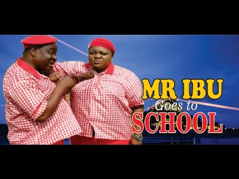Mr Ibu Goes To School 1