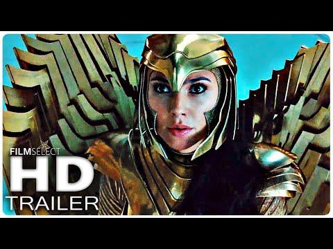 WONDER WOMAN 1984 Trailer 2 (2020)