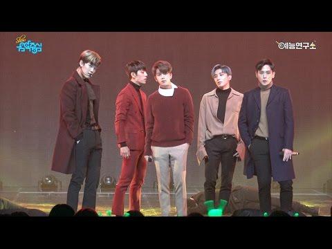 [예능연구소] 비에이피 스카이다이브 @쇼!음악중심_20161112 SKYDIVE B.A.P in 4K
