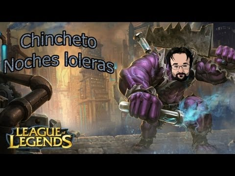 League Of Legends - Más Feo Que Mundo (2-jul) - DIRECTO - - Smashpipe Games