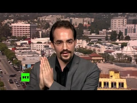 Zeitgeist's Peter Joseph on Wealth Illusion, Structural Violence & The Fear of Truth