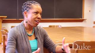 Meet The Professors: Charmaine Royal Explores Issues at the Intersection of Race & Genetics video