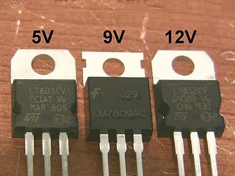 Voltage Regulator Tutorial Amp Usb Gadget Charger Circuit