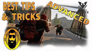 TOP TIPS & TRICKS for State of Decay 2 | Advanced / Beginners Guide