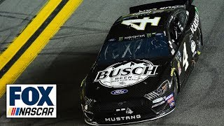 Kevin Harvick wins Duel #1 as Kligerman races his way in | 2019 DAYTONA 500 | FOX NASCAR