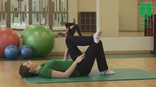 """Mankšta nugaros raumenų stiprinimui """"Tvirta nugara""""   Eglės sanatorija"""