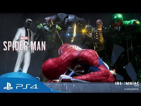 Marvel's Spider-Man | PS4 Games | PlayStation