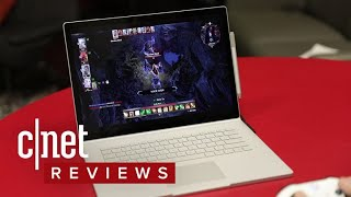 Microsoft's Surface Book 2 review