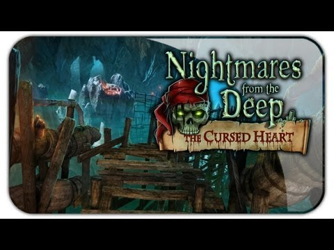 Nightmares From The Deep: The Cursed Heart - Historia Nabiera Rumieńców (#4) - Smashpipe Games