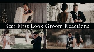 Best First Look Groom Reactions Compilation | Emotional First Looks