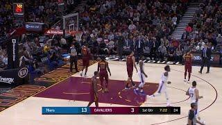 1st Quarter, One Box Video: Cleveland Cavaliers vs. Philadelphia 76ers