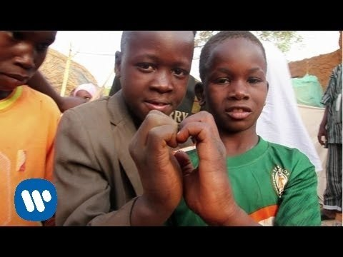 David Guetta - Without You [Sahel Hunger Crisis] ft. Usher