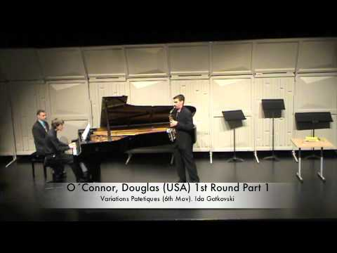 O´Connor, Douglas USA 1st Round Part 1