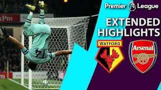 Watford v. Arsenal | PREMIER LEAGUE EXTENDED HIGHLIGHTS | 4/15/19 | NBC Sports