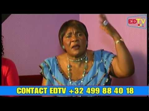 EDTV PAROLE AUX FEMMES: LA PAROLE EST A MAMAN GRACE KALANGA