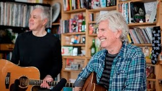 Graham Nash: NPR Music Tiny Desk Concert