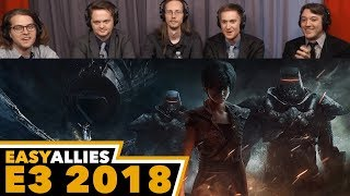 Ubisoft Conference - Easy Allies Reactions - E3 2018