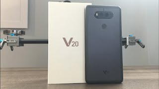 Video LG V20 GTc0Z3XEdeM