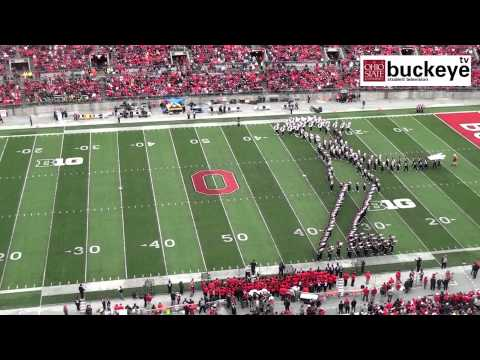 This Marching Band Pulls An Insane Tribute To The