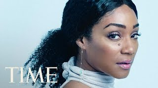 Tiffany Haddish Opens Up About The Real Reason She's Funny & How She Got Here | TIME 100 | TIME
