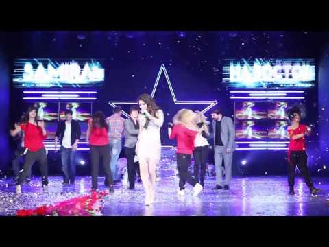 Самира - На Восток (Ремикс) (Сольный концерт в Дербенте 30.11.2012)