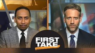 Stephen A. Smith: Celtics should give up 'nothing' for Kawhi Leonard | First Take | ESPN