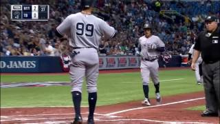 2017 Yankees: April Highlights