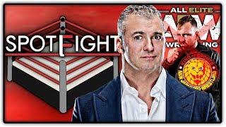 WWE-Stars frustriert wegen Shane McMahon! AEW verbietet NJPW-Auftritte (WWE News, Wrestling News)