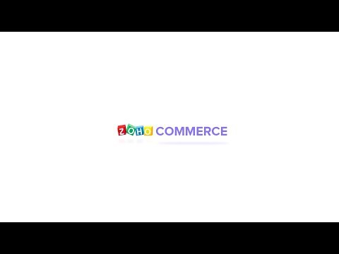 video Zoho Ecommerce – Setup your store in just 15 minutes.