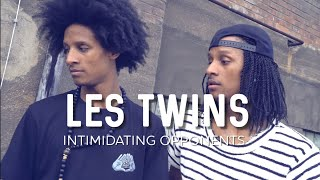 LES TWINS | INTIMIDATING OPPONENTS