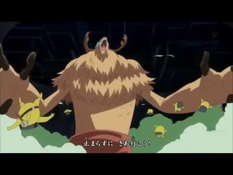 Baixar One Piece OP16 「Hands Up !」