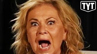 "Roseanne Barr: ""I Thought The Bitch Was White!"""