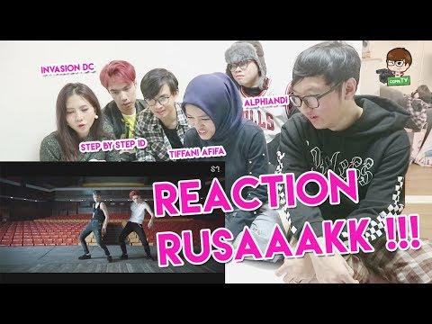 NCT U 엔시티 유 'Baby Don't Stop' MV Reaction [REACTION MACAM APAAA INIII WKWKWKWKW]