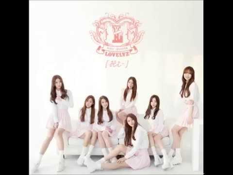 [Album] LOVELYZ –