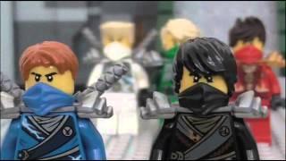 Lego Ninjago Rebooted Episode 12 Tough Luck