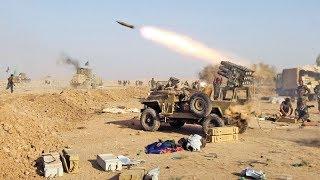 Giao Tranh Ác Liệt Giữa Lính Mỹ và Phe Đối Lập Ở Syria